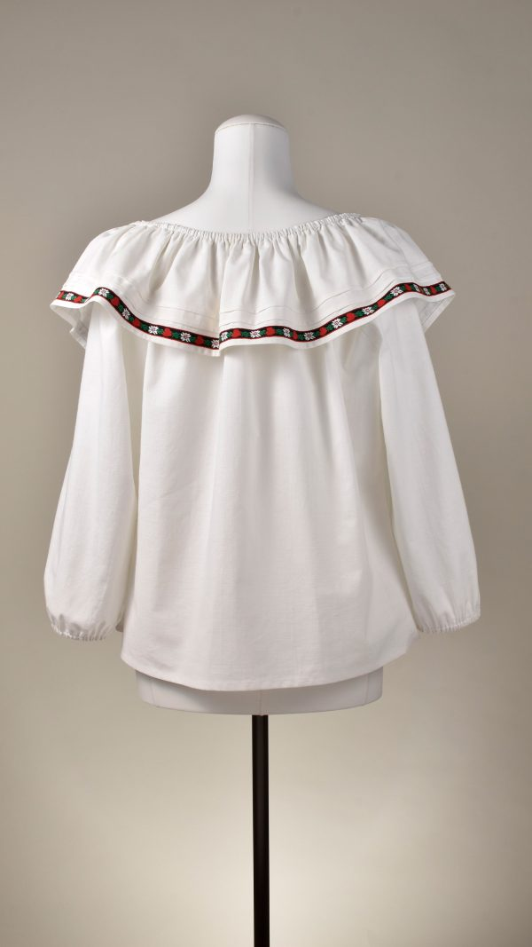 """Bluse """"Tradition"""" von KleiderLuxus"""