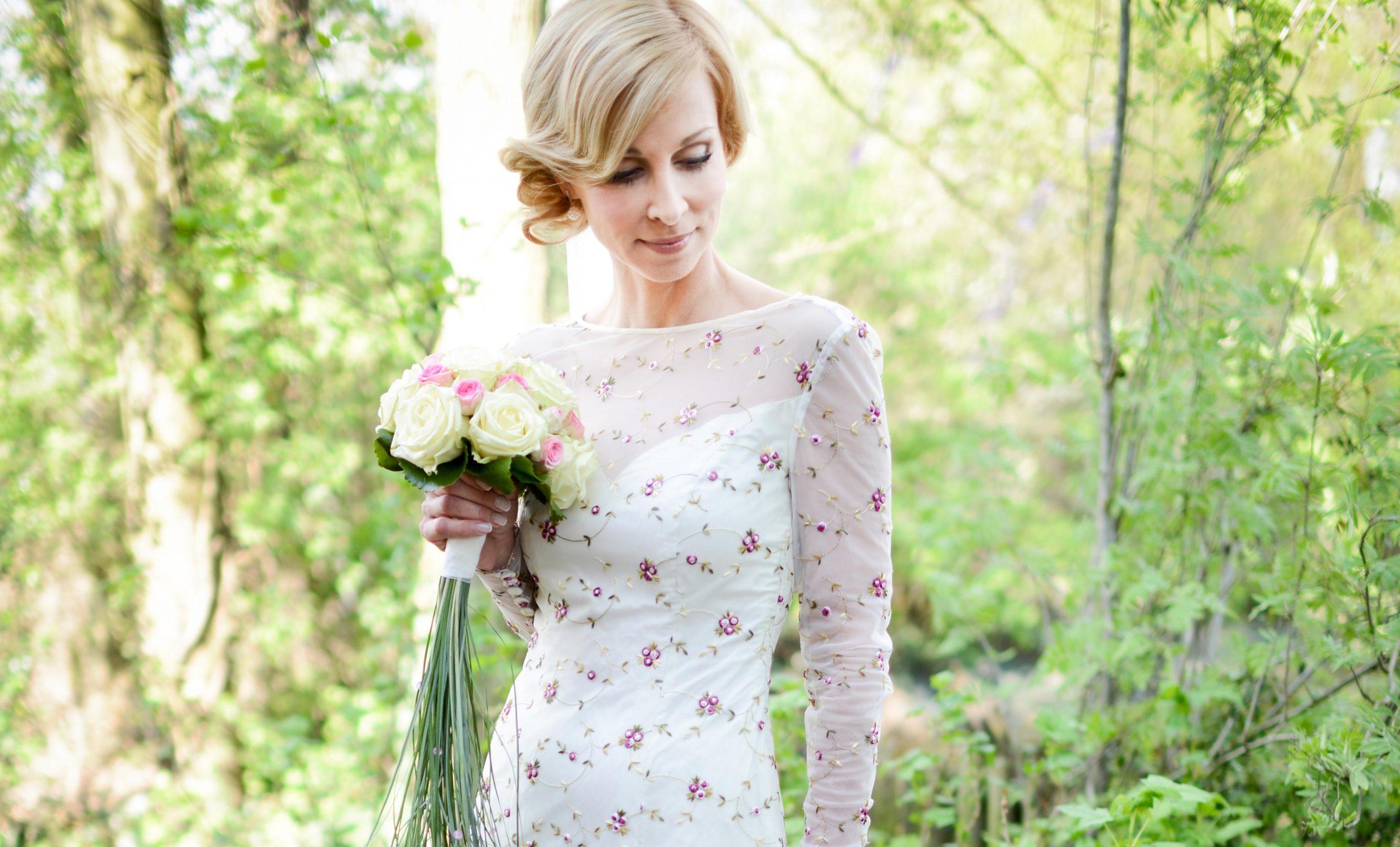 Braut-Couture Christina-Kreuz